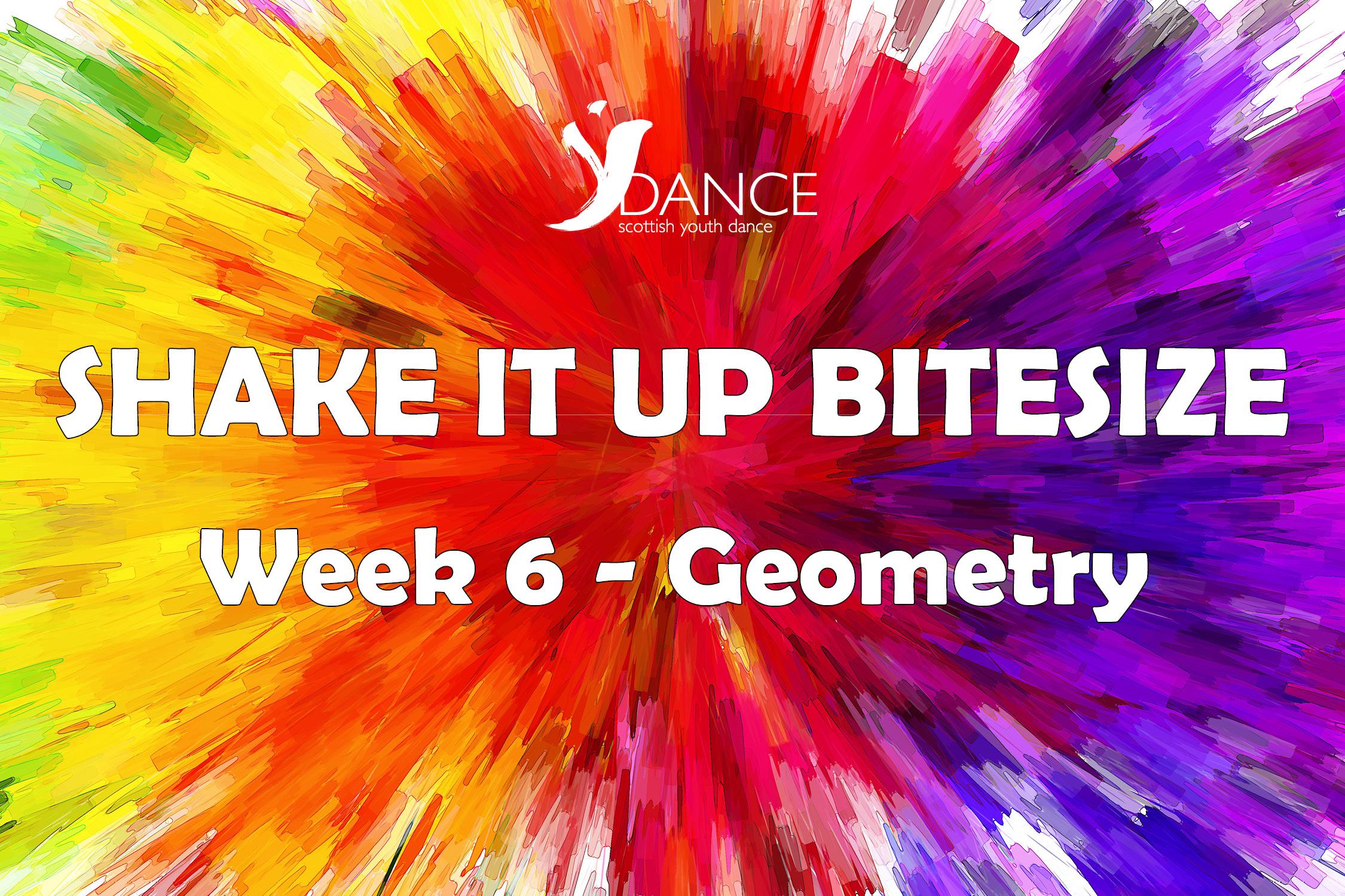 SIU Bitesize - Wk6 - Geometry